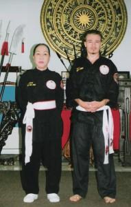 Vivian Lasjunies et Vo Su Ho Hoa Hue - Thien Vo Dao